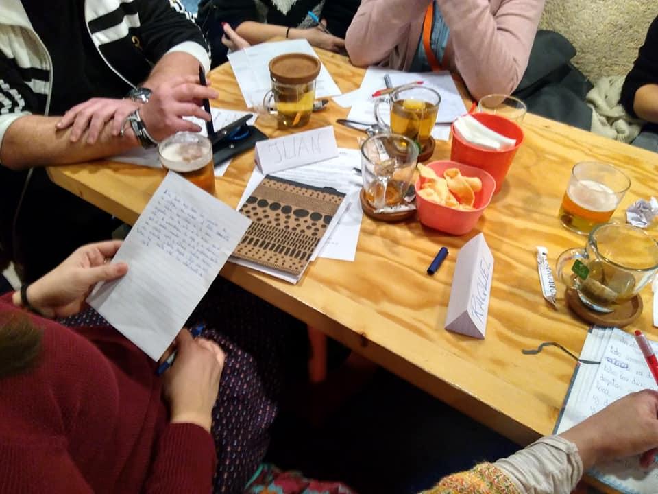 ¡También en Primavera!:  Viernes de Escritura Exprés  en Gondomatik